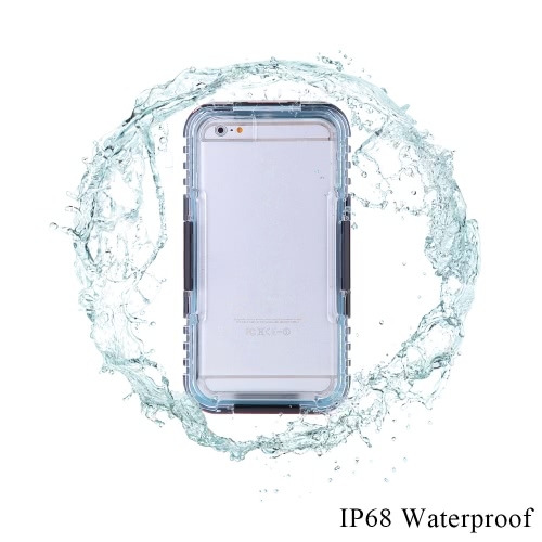 Buy Light Weight Durable Protective Case Shell Cover Dustproof Waterproof IP68 Shockproof String iPhone 6 Plus