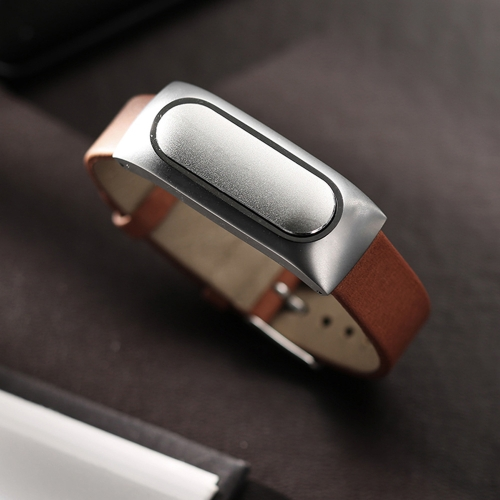 Xiaomi Adjustable High Quality Unisex Genuine Leather Replacement Wrist Band Strap for Miband Bracelet от Tomtop.com INT