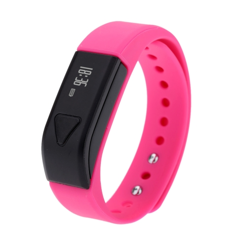 I5 Bluetooth BT4.0 Sports Bracelet OLED Display Screen for IOS 7.0 Android 4.3 Above Bluetooth 4.0 Smartphone Pedometer Sleep Monitor от Tomtop.com INT