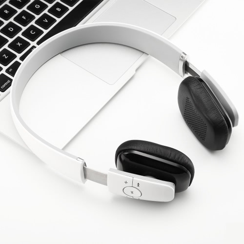 Buy UMI Voix blu AC-300 EDR Bluetooth4.0 Headset Headphone Stereo Wireless Earphone One Two Handsfree HiFi Mic Rechargeable Compatible NFC Bluetooth-enabled iPhone Samsung iPad