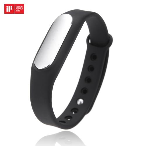 Buy Xiaomi Optimized Bracelet Lightweight IP67 Smart Wireless Bluetooth4.0 Healthy Sports Miband Mi Note/Pro Mi4 Redmi/Redmi2 Note/Note2 4G iPhone 5S 6 Plus 6S IOS7.0 iF Design Award 2015 White LED Indicator