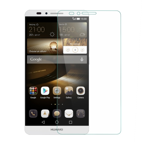 Buy Link Dream 0.33mm 2.5D Premium Tempered Glass Film Screen Protector Toughened Protective Huawei Ascend Mate 7