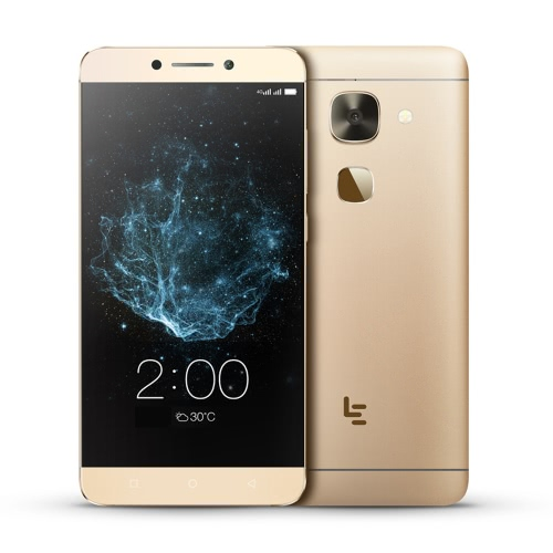 Buy Letv LeEco Le 2 X620 Frameless Fingerprint Smartphone 4G MTK Helio X20 64-bit Deca Core 2.3GHz 5.5 Inches FHD 1920 * 1080 Pixels Screen Android 6.0 3GB RAM+32GB ROM 8MP+16MP Dual Cameras Infrared Remote HotKnot 3000mAh