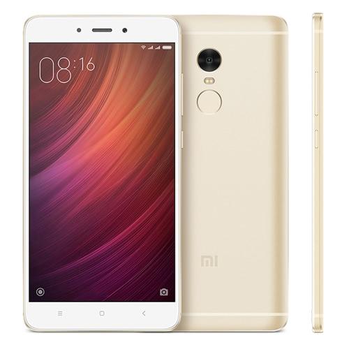 Xiaomi Redmi Note 4 Smartphone 3GB RAM + 32GB ROM -Gold от Tomtop.com INT