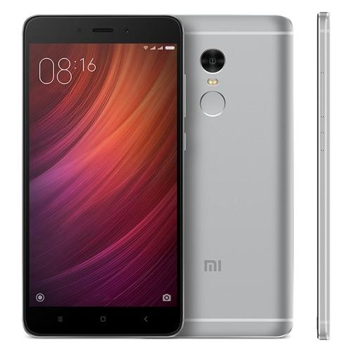 Xiaomi Redmi Note 4 Smartphone 3GB RAM + 32GB ROM -Grey от Tomtop.com INT