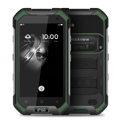 Blackview BV6000 4G Smartphone 4.7 inches 3GB+32GB IP68 Waterproof от Tomtop.com INT