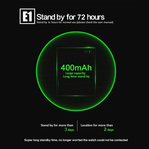 ZGPAX S888 Elder GPS Tracking ...