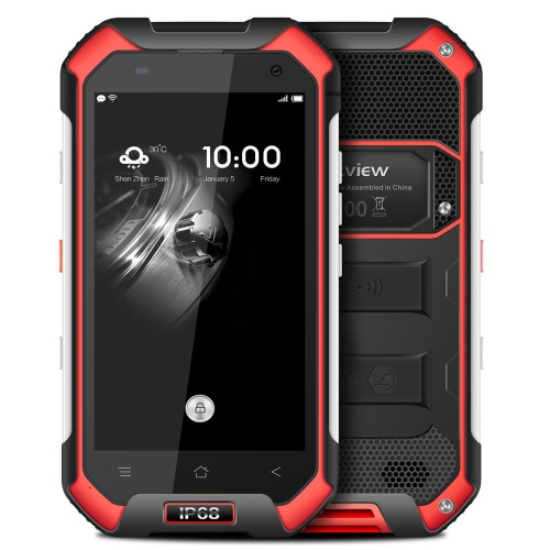 Blackview BV6000s 4G IP68 Waterproof Smartphone 4.7 inches 2GB+16GB от Tomtop.com INT