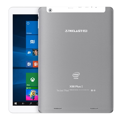 Buy Teclast X98 Plus II Tablet PC Android 5.1/Windows 10 Home