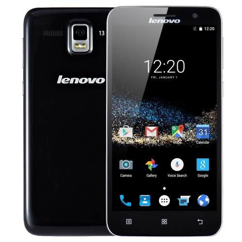 Buy Origina Lenovo A806 4G FDD-LTE Smartphone 5.0inch HD IPS Screen 1280*720px MTK6592 Octa Core CPU 2GB RAM 16GB ROM Android 4.4 OS Mobile Phone 13.0MP+5.0MP Dual Cameras 2500mAh Battery GPS WiFi Bluetooth Cellphone