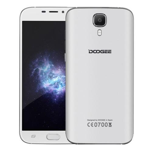 Buy DOOGEE X9 Pro Fingerprint Smartphone 4G FDD-LTE 3G WCDMA MTK6737 64-bit Quad Core 5.5 Inches 2.5D HD 1280 * 720 Pixels Screen Android 6.0 2GB RAM+16GB ROM 5MP+8MP Camera Metal Frame Smart Gesture HotKnot GPS OTA OTG 3000mAh Power Saving Mode