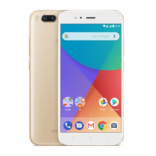 Xiaomi Mi A1 4G Smartphone 4GB + 64GB ,limited offer $219.99