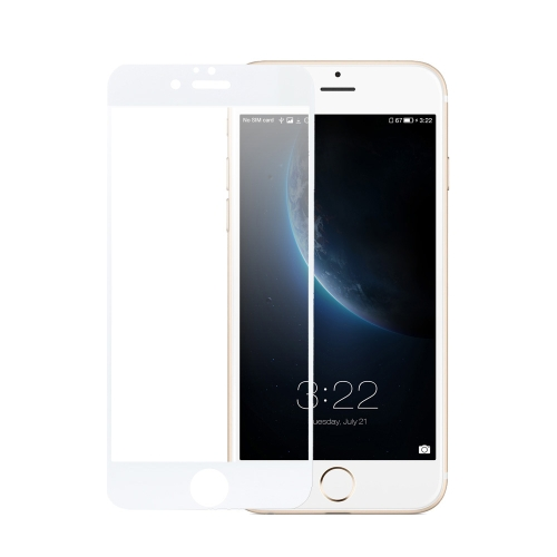 ADPO Ultra-thin 0.33mm 9H 2.5D Tempered Glass Full Cover Screen Protector Protection Film Guard Anti-shatter for iPhone 6 Plus