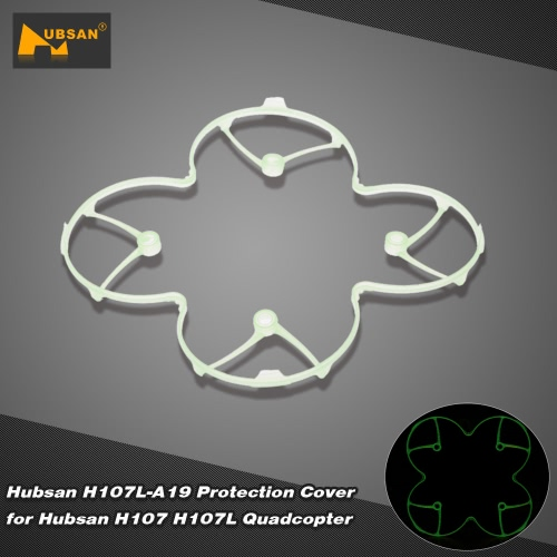 Original Hubsan RC Part H107L-A19 Fluorescent Protection Cover for Hubsan H107 H107L Quadcopter от Tomtop.com INT