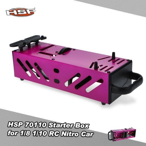 Buy Original HSP 70110 Starter Box 1/8 1/10 RC Nitro Car