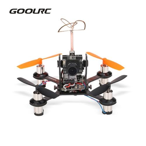 Buy Original GoolRC G90 90mm FPV Indoor Micro Drone 800TVL Camera Flysky Receiver F3EVO Brushed Flight Controller BNF