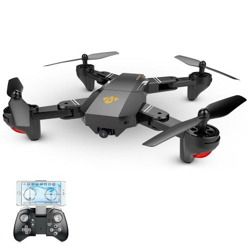 Buy VISUO XS809HW Wifi FPV Foldable RC Quadcopter