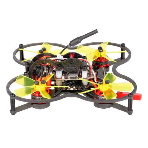 Buy GoolRC G80 Pro 80mm 5.8G 48CH Micro FPV Racing Drone Brushless Motor Quadcopter F3 Flight Controller ARF