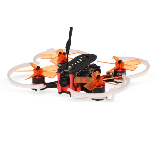 Buy GoolRC G90 Pro 90mm 5.8G 48CH Micro FPV Brushless Racing RC Quadcopter F3 Flight Controller - BNF