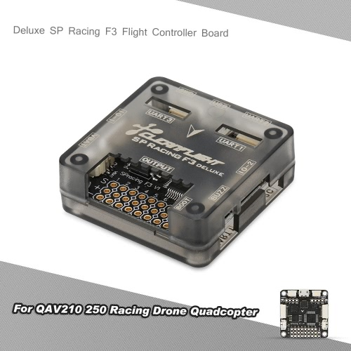 Buy Deluxe SP Racing F3 Flight Controller Board QAV210 250 RC FPV Drone Quadcopter