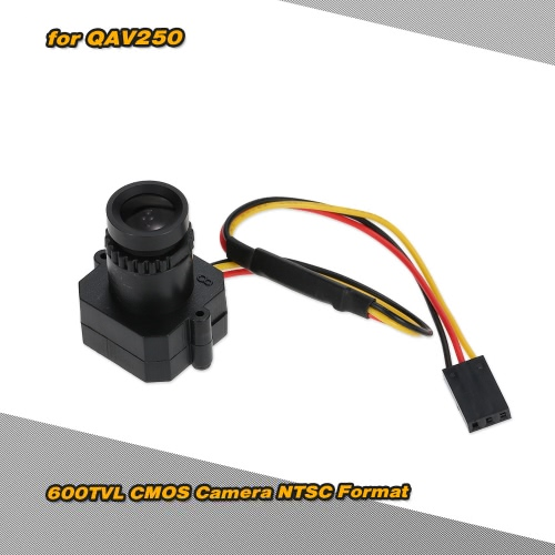 Buy Super Mini 600TVL CMOS Camera NTSC Format QAV250 FPV Racing Drone