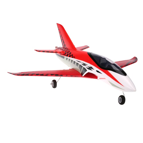 Buy A-006 Mini X 50mm 5 Blade EDF Ducted Fan Jet 668mm Wingspan RC Airplane Drone PNP Edition Motor ESC Servo