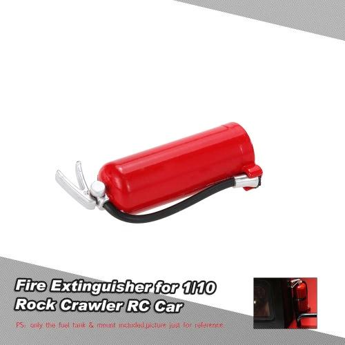 Buy Fire Extinguisher 1/10 CC01 SCX10 RC4WD D90 Rock Crawler RC Car