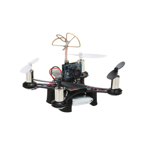Buy CTW-Mini90 Tiny FPV Indoor 90mm Micro Racing Drone Frsky SBUS-PPM Receiver F3 EVO Brushed Flight Controller 1 Extra Battery BNF