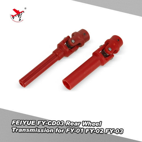 Buy FEIYUE FY-CD03 Rear Wheel Transmission 1/12 FY-01 FY-02 FY-03 RC Car Parts