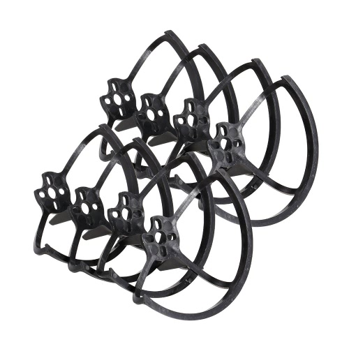Buy Propeller Guard Ring Protector Landing Gear 2 1 1103 1105 Motor GoolRC G90 Pro 70-100mm Micro Racing Drone