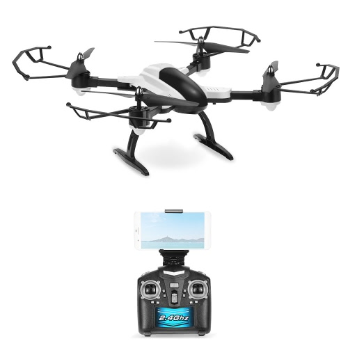 Buy Original SY X33-1 2.4G 4CH 6-Axis Gyro Foldable Drone 3D Eversion Auto Return Stunt RC Quadcopter RTF