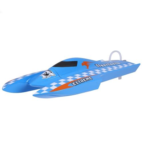 Buy NO.E22 Tiger Teeth 75km/h High Speed Electric Brushless Fiberglass RC Racing Boat