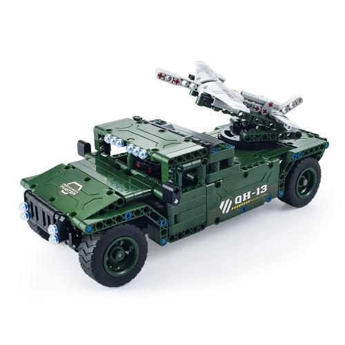 Buy 50Utoghter 69002 2.4G RC UAV Carrier Building Blocks Kits Toy Bricks Car Model