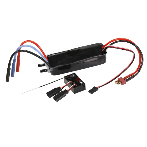 Feilun FT011-15 Brushless Speed Controller ESC and Receiver Boat Spare Parts for Feilun FT011 RC Boat