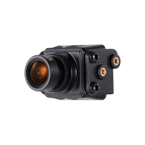 Buy RunCam Swift Mini 600TVL 2.5mm Lens DC 5-36V FPV Camera OSD IR Blocked PAL QAV250 Racing Drone Aerial Photography