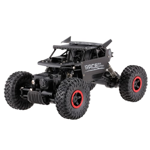 Buy Flytec 9118 1/18 2.4G 4WD Alloy Body Shell Crawler RC Buggy Car
