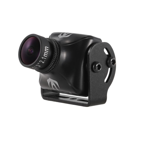 Buy RunCam Swift 2 600TVL 2.1mm Lens 165u00b0 FOV FPV Camera OSD IR Blocked NTSC QAV250 Racing Drone Aerial Photography