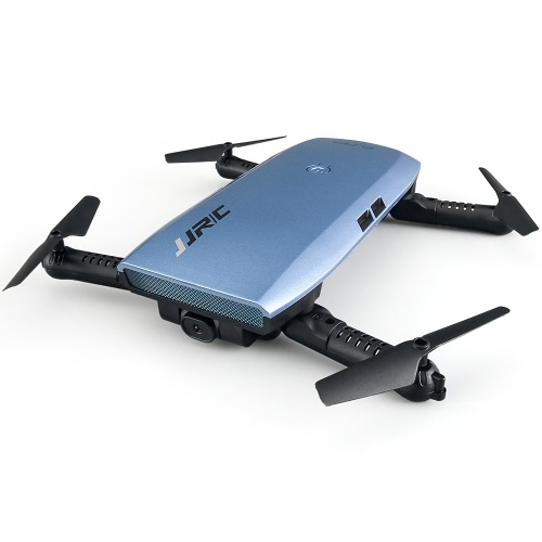 JJRC H47 WIFI FPV Foldable RC Quadcopter - RTF,limited offer $33.99