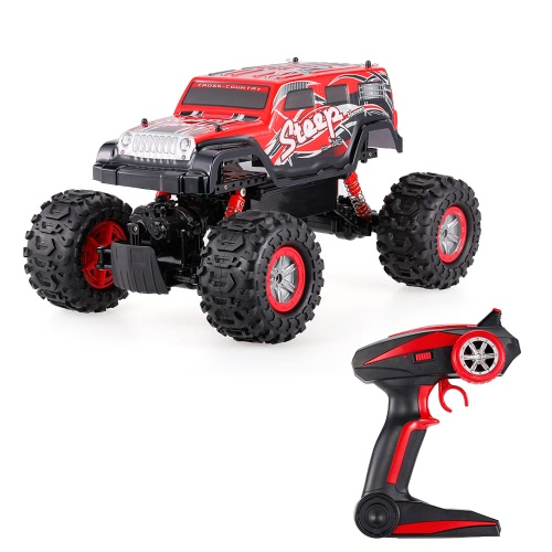 Buy ZEGAN ZG-C1211W 1/12 2.4G 4WD PVC Body Shell Amphibious Crawler RC Buggy Car