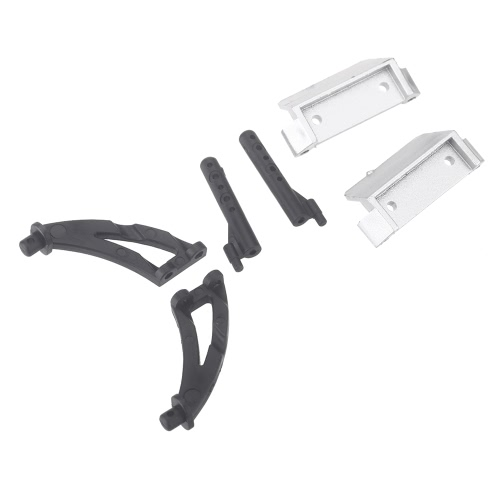 Original Wltoys A959 1/18 Rc Car Tail Wing Holder Set A959 04 Part for Wltoys RC Car Part от Tomtop.com INT