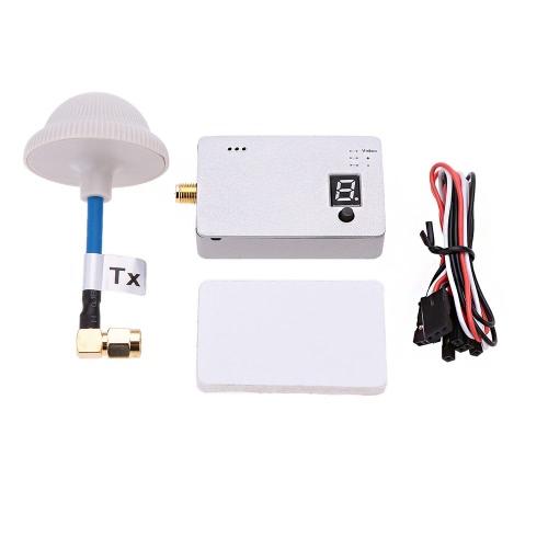 Mushroom Aluminum  600mW 32CH FPV AV Alloy Transmitter TX от Tomtop.com INT