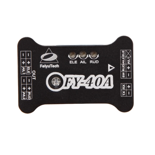 FeiYu Tech Most Cost-effective Entry Level FY-40A Model Airplane Stablization System for Fixed Wing and Multicopter от Tomtop.com INT
