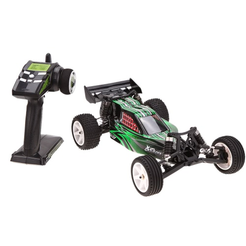VIPER E12XB-BL V1 2.4GHZ 1:12 2WD Brushless Electric RTR Remote Control Buggy Off-road Vehicle от Tomtop.com INT
