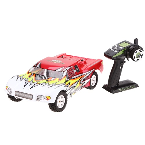 VIPER E12SC-BL V1 2.4GHZ 1:12 2WD Brushless Short Course Electric RTR Remote Control Off-road Vehicle от Tomtop.com INT