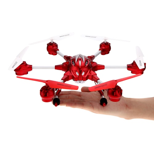 HUAJUN W609-10 4.5CH 2.4G with Six Axis Gyro 360° Rotating RTF RC Hexacopter Drone UFO(Middle Size)With 0.3MP Camera от Tomtop.com INT