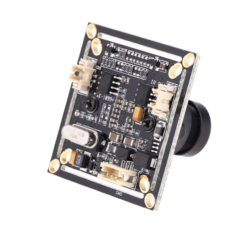 GoolRC FPV 1000TVL Micro-Compact Color COMS CCD PAL 2.8mm Video Camera Lens for Quadcopter Multicopter Aerial Photography от Tomtop.com INT