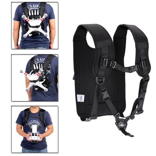 Shoulder Backpack for DJI Phantom Phantom 2 Phantom 2V+ Phantom 3 RC Quadcopter от Tomtop.com INT