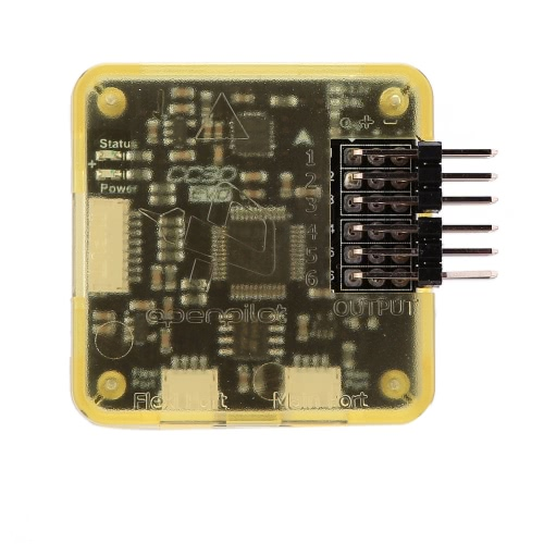New Version STM32 32-Bit Open Pilot CC3D Atom Mini CC3D Evo Flight Controller with  Flexiport for Quadcopter Multicopter от Tomtop.com INT