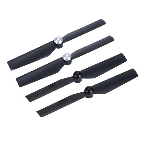 2 Pair  Walkera Runner 250 FPV Quadcopter Parts CW/CCW Runner 250-Z-01 Propeller Set от Tomtop.com INT