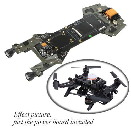 Original Walkera Runner 250 FPV Quadcopter Parts Runner 250-Z-23 Power Board от Tomtop.com INT